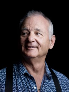 Bill Murray. Photo by Peter Rigaud.