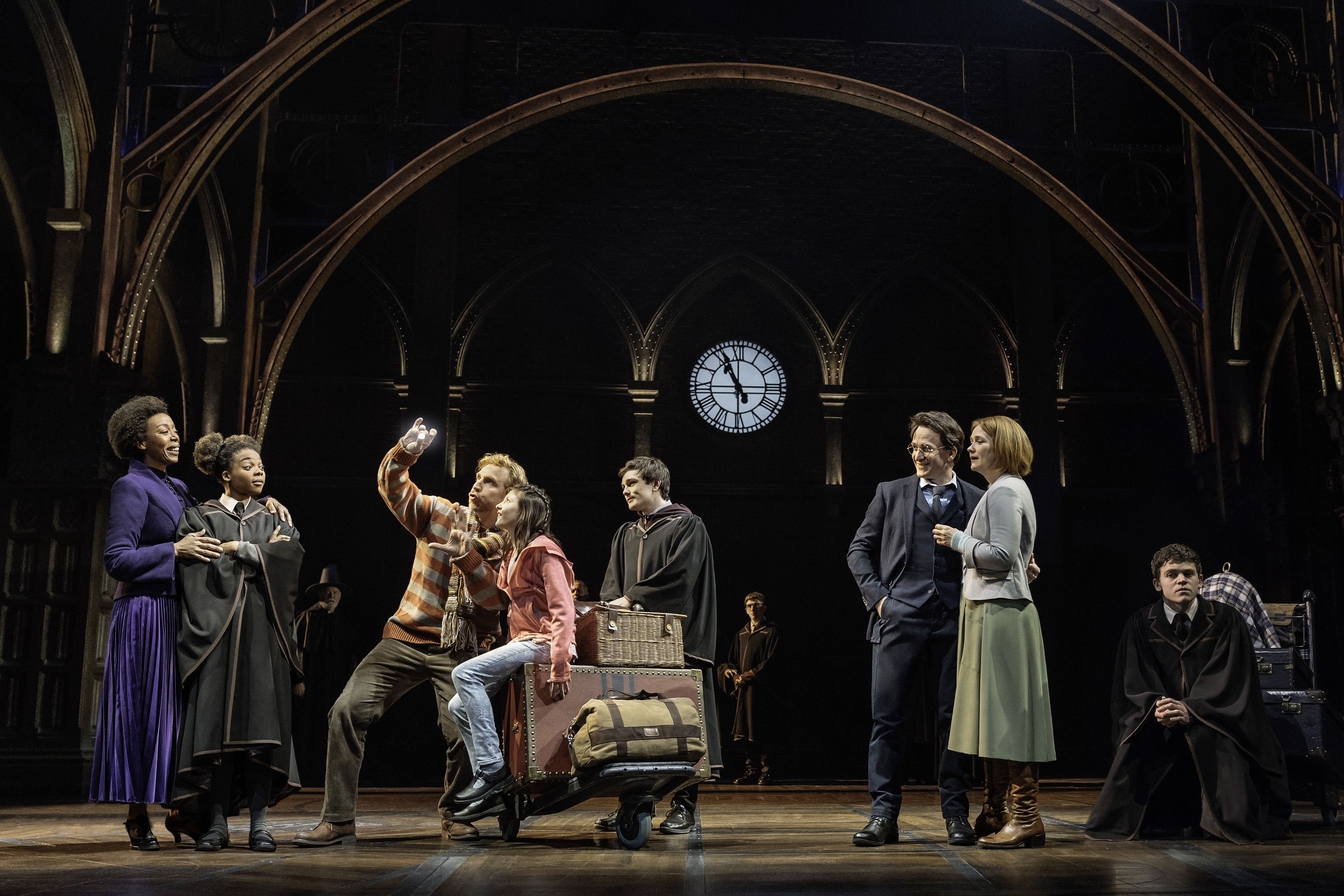 Review Harry Potter And The Cursed Child At The Lyric Theatre Dc Metro Theater Arts