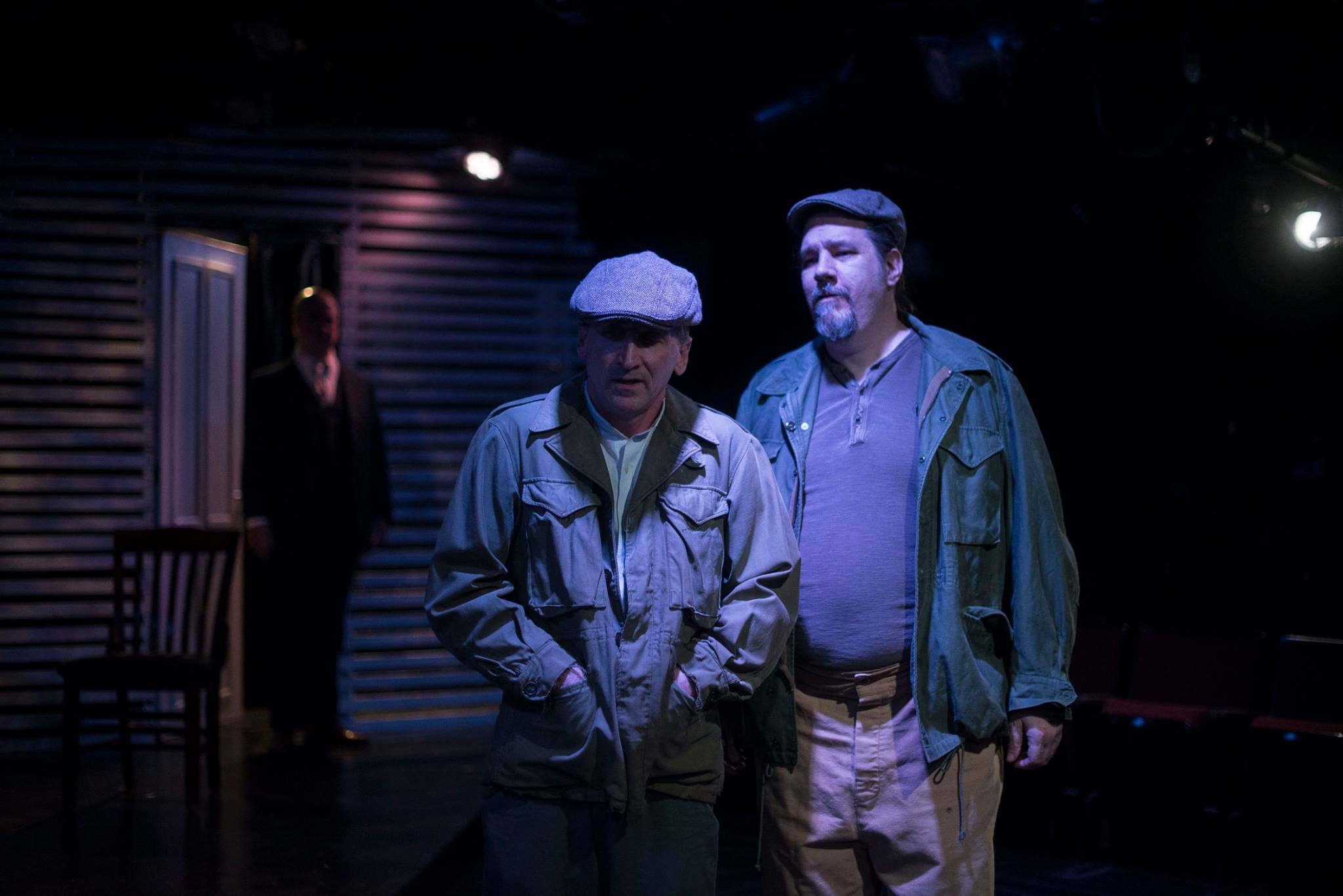 A View from the Bridge plays through June 17 at Maryland Ensemble Theatre. Photo by Madeline Reinhold.