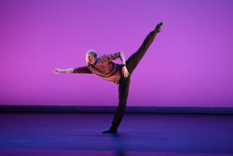 Malpaso Dance Company performs 24 Hours and a Dog. Photo by Bill Hebert,