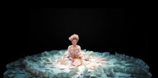 Sylvia Milo in The Other Mozart.