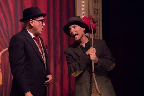 The Nance plays through June 23 at the Little Theatre of Alexandria. Photo by Matt Liptak.