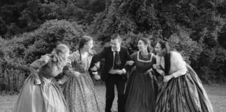Little Women, presented by Wildwood Summer Theatre, plays through August. Photo courtesy of Wildwood Summer Theatre.