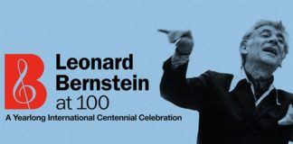 Bernstein at 100: A Celebration played July 27, 2018, at Wolf Trap Center for the Performing Arts. Photo courtesy of Wolf Trap.