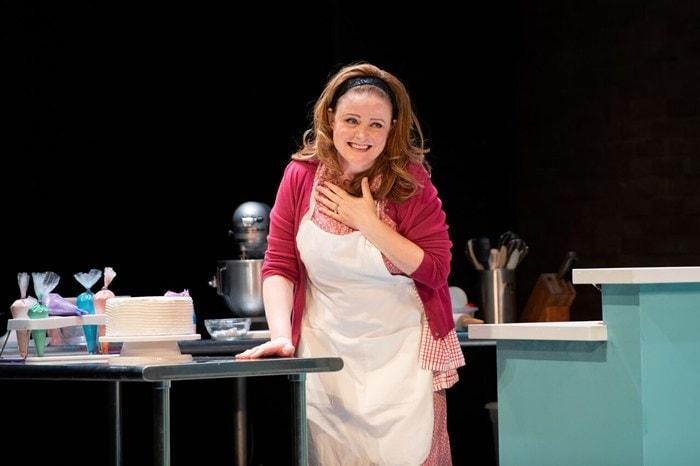 Erika Rolfsrud in Bekah Brunstetter's The Cake. Photo courtesy of CATF.