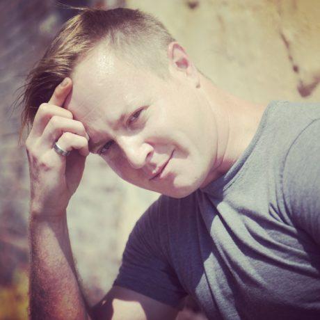 Stephen Gregory Smith. Photo courtesy of Creative Cauldron.
