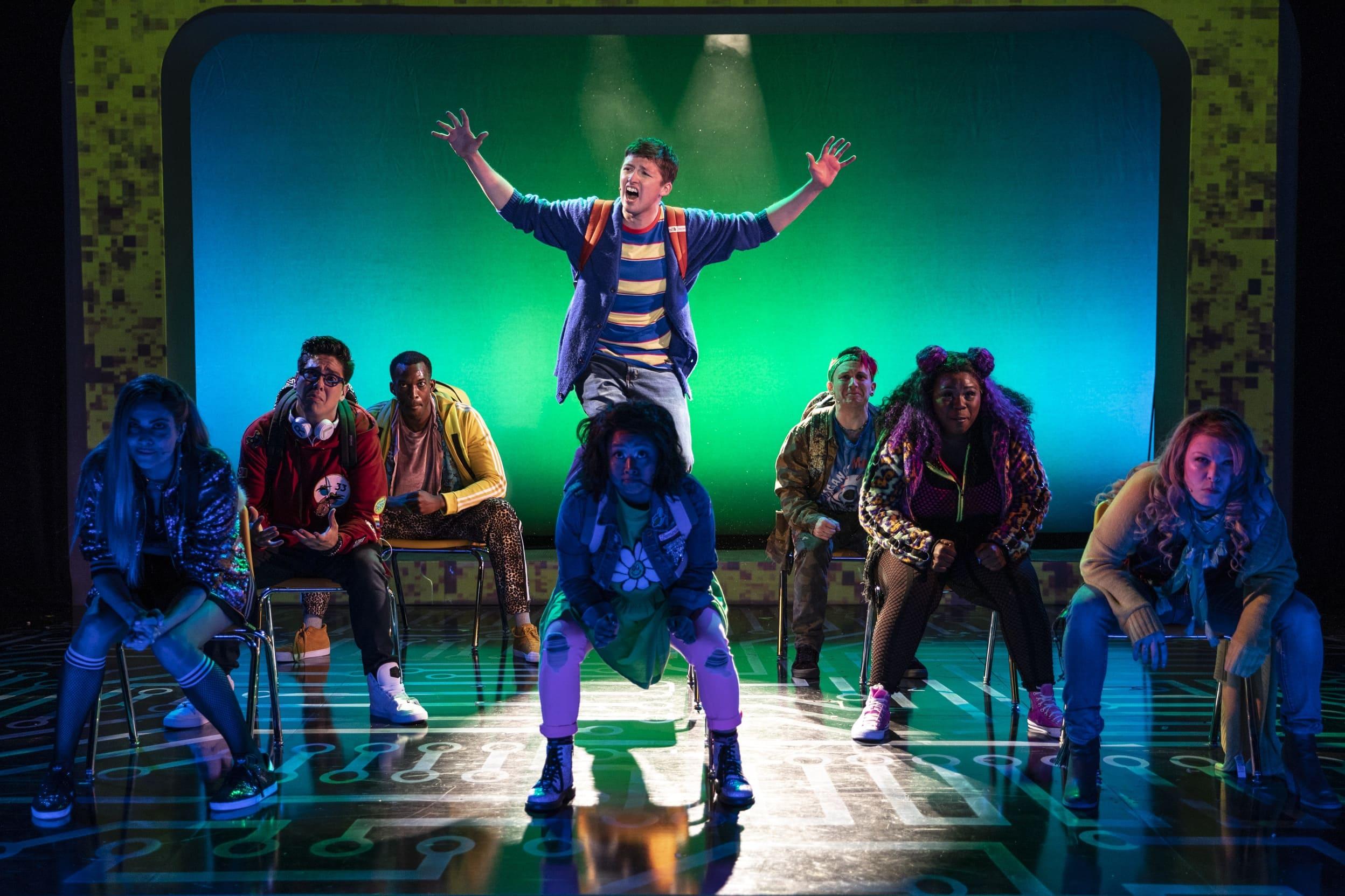 The cast. Photo by Maria Baranova.