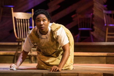 Carrie Compere (Sofia) in The Color Purple. Photo by Matthew Murphy.