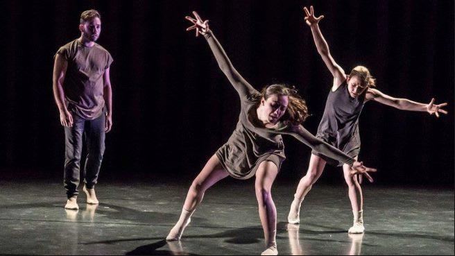 Cirque De Nuit, by PrioreDance, plays September 13 and 14 at the Atlas Performing Arts Center. Photo courtesy of PrioreDance.