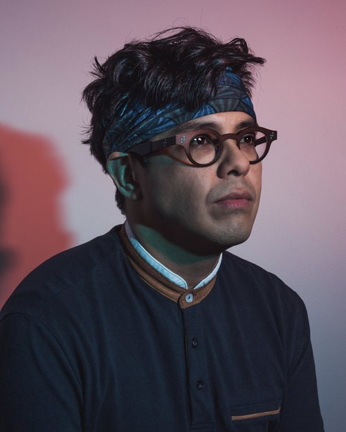 George Salazar. Photo courtesy of Be More Chill.