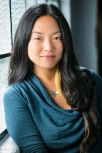 Director Desdemona Chiang. Photo courtesy of Baltimore Center Stage.
