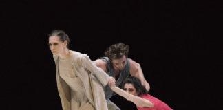 San Francisco Ballet performs Cathy Marston's Snowblind. Photo by Erik Tomasson.