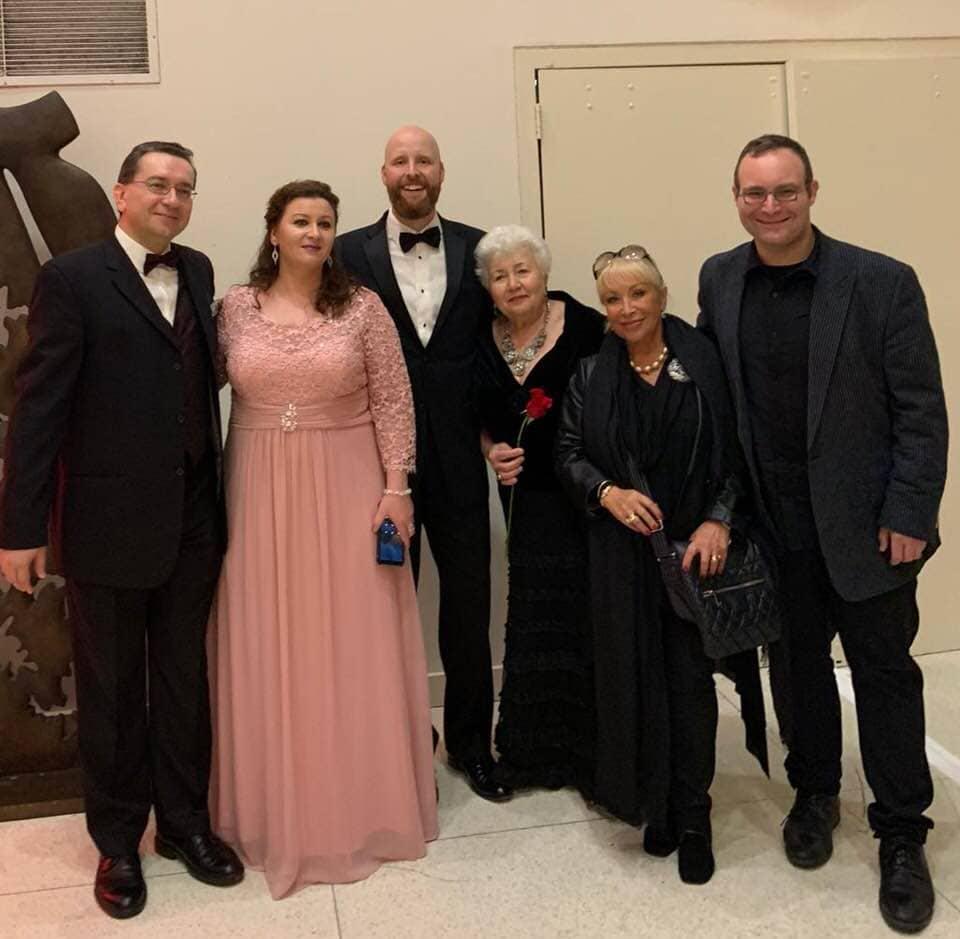 The cast and creative team. Photo courtesy of Vera.