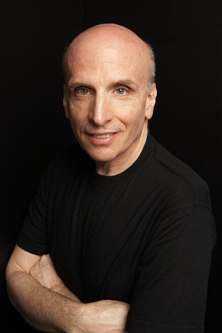 Michael Dansicker. Photo courtesy of The Shakespeare Theatre Company.