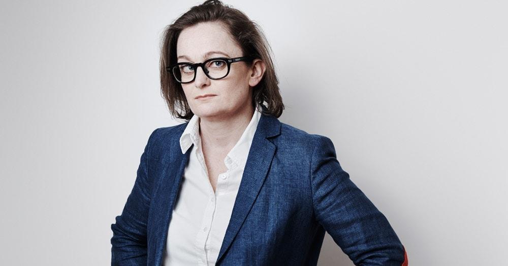Playwright Sonya Kelly.