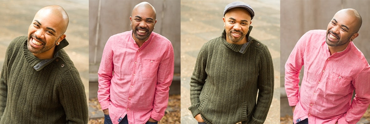 Theater Alliance's next Producing Artistic Director Raymond O. Caldwell. Photo courtesy of Theater Alliance.