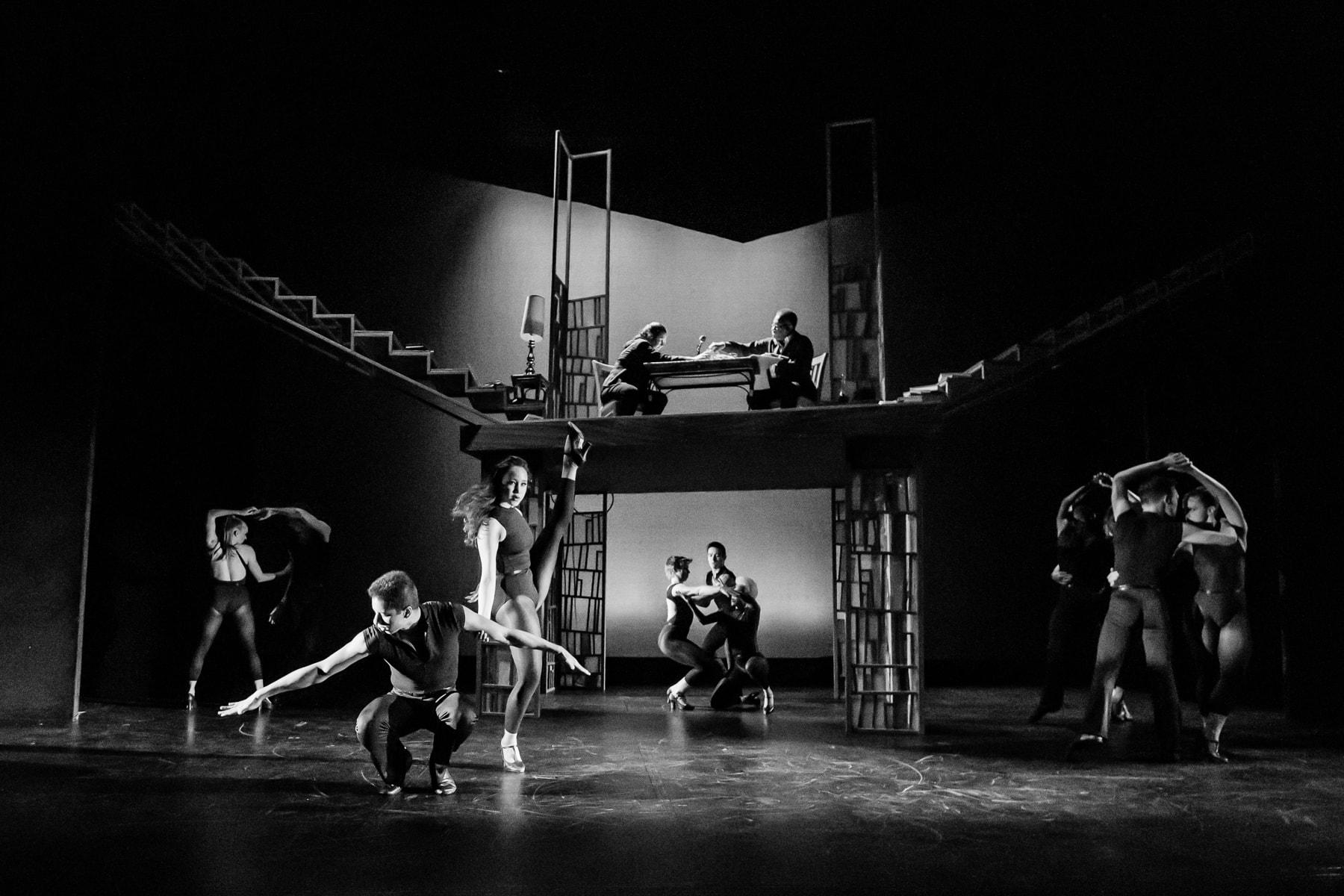 Photo courtesy of Spectrum Dance Theatre