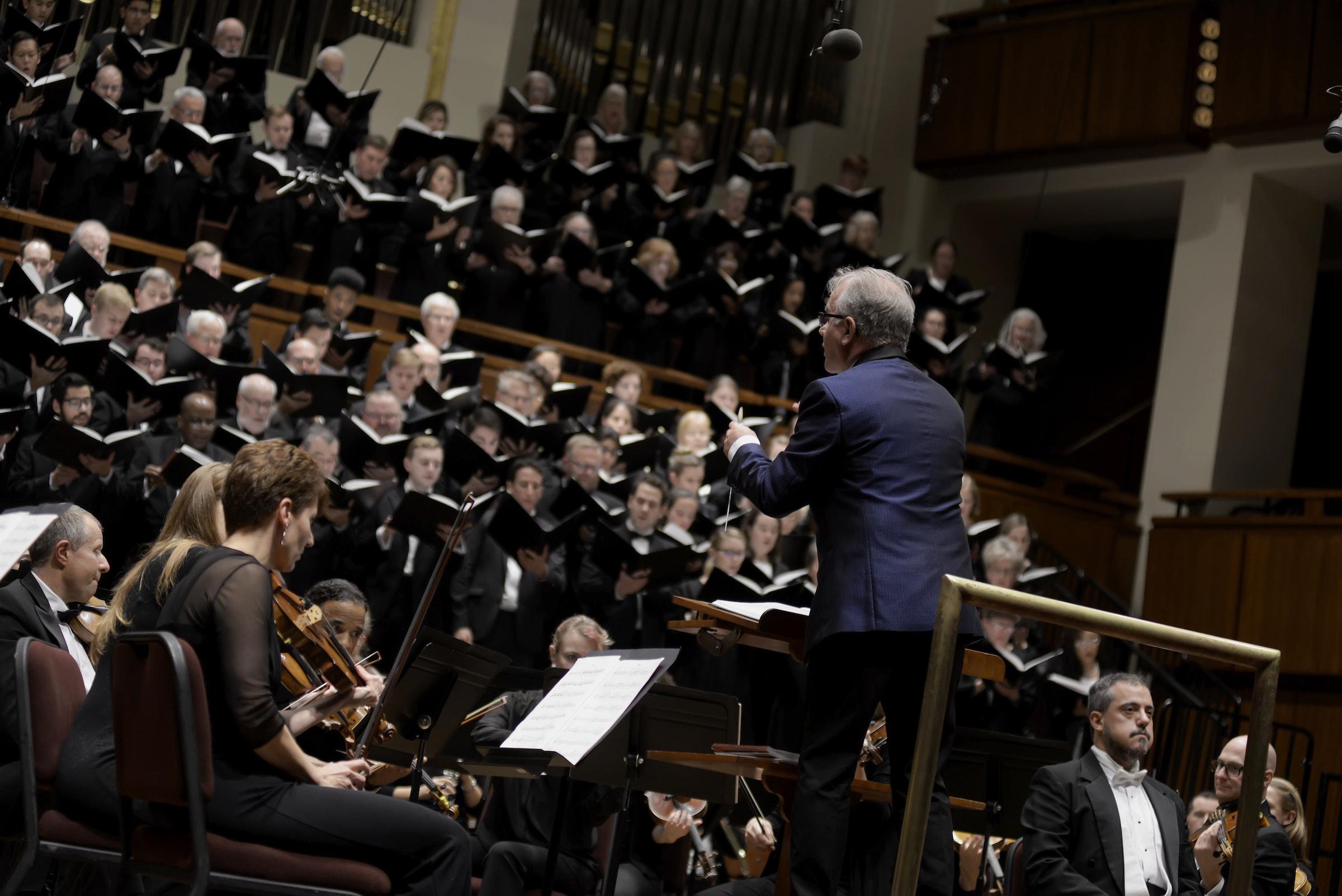The Washington Chorus. Photo by Shannon Finney