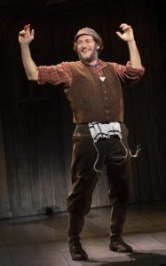 Actor Yehezkel Lazarov. Photo by Joan Marcus