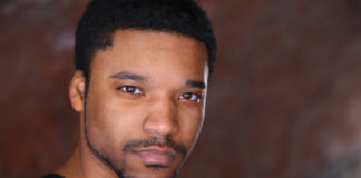Mapping Racism Playwright Doug Robinson. Photo courtesy of Ally Theatre Company.