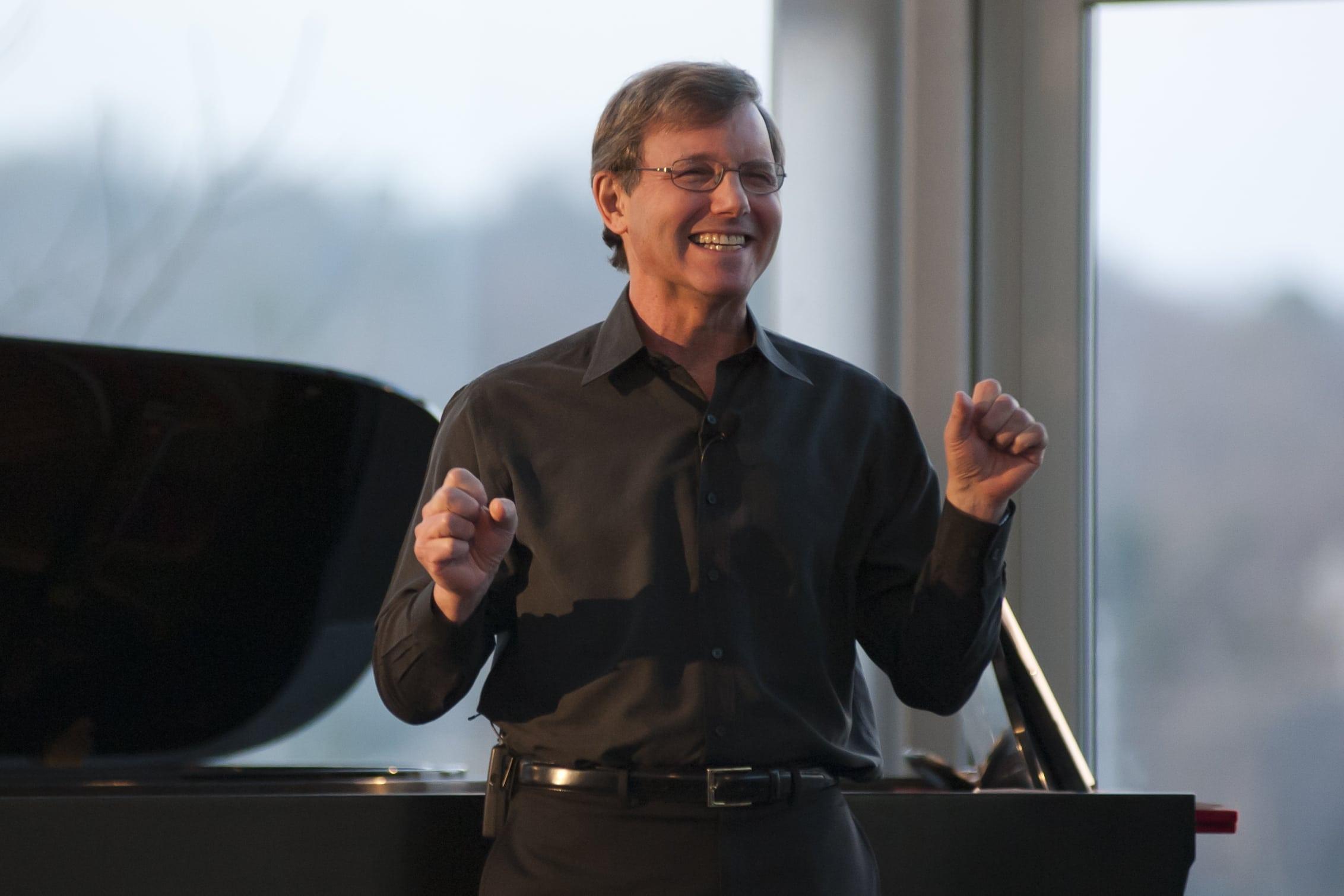 Rob Kapilow. Photo courtesy of the artist.