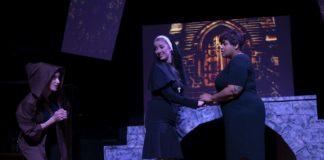 Measure for Measure at Green Globe Theatre. Photo courtesy of Green Globe Theatre.