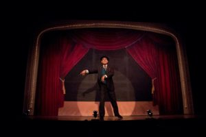 'The Nance' at The Little Theatre of Alexandria. Photo by Matt Liptak.