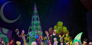 Cirque Dreams 'Holidaze' plays at National Harbor MGM through December 23. Photo courtesy of Cirque Dreams.