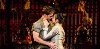 The National Touring Company of Miss Saigon. Photo by Matthew Murphy.