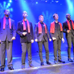 The Gay Men's Chorus of Washington, DC Holiday Show. Photo by Michael Key.