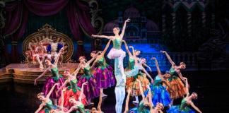 The Nutcracker artists of Ballet West. Photo by Luke Isley.