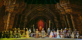 Image China: Xuanzang's Pilgrimage makes its U.S. premiere January 25-27 at The Kennedy Center.