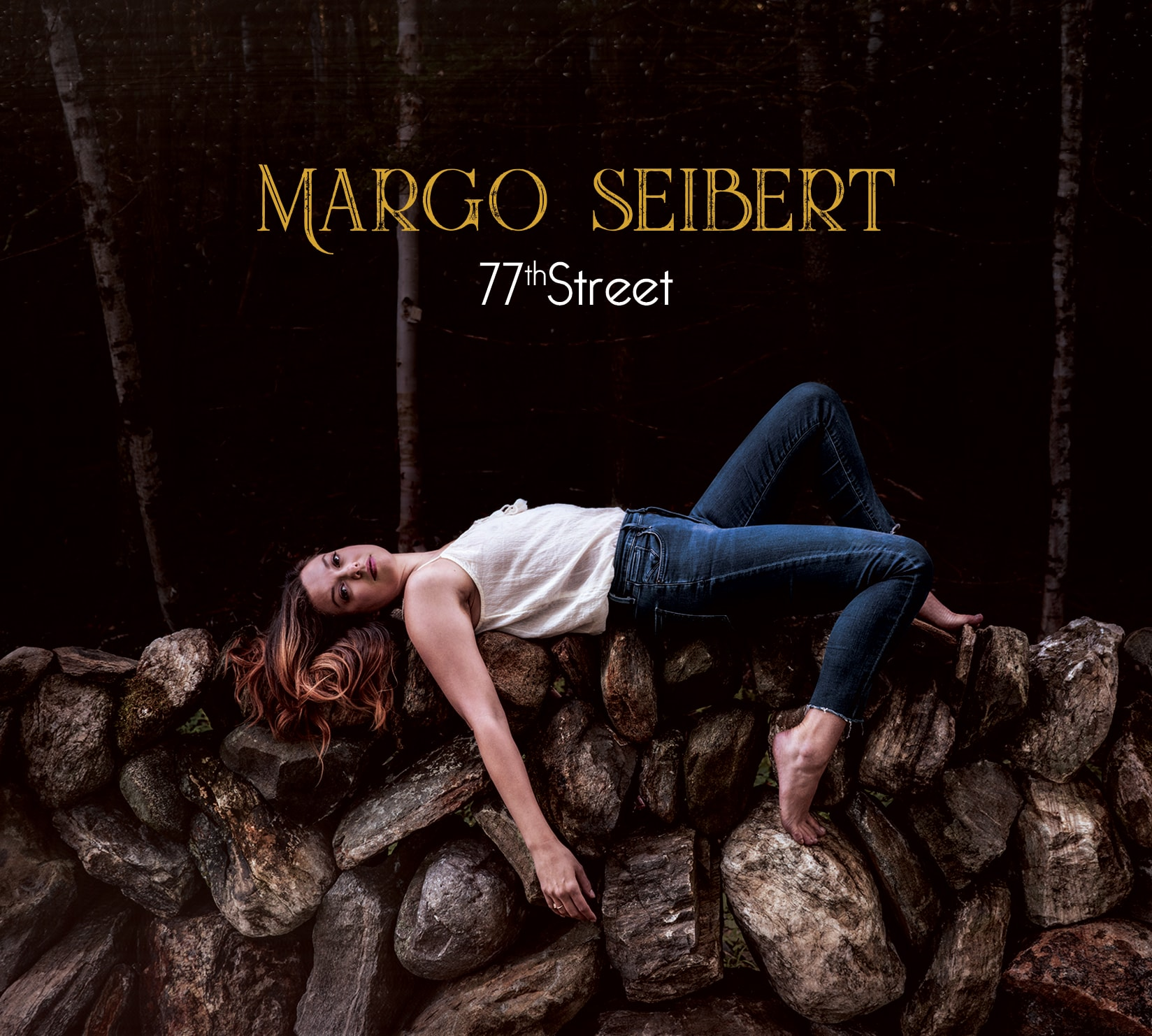 Margo Seibert's debut album '77th Street,' was released by Yellow Sound Label in October 2018.