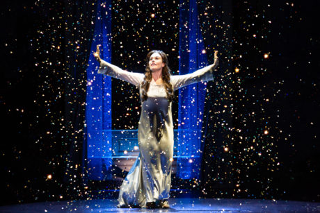 Ruby Gibbs in 'Finding Neverland.' Photo by Jeremy Daniel.