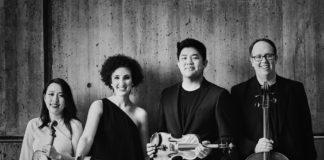 Verona Quartet. Photo by Kaupo Kikkas.