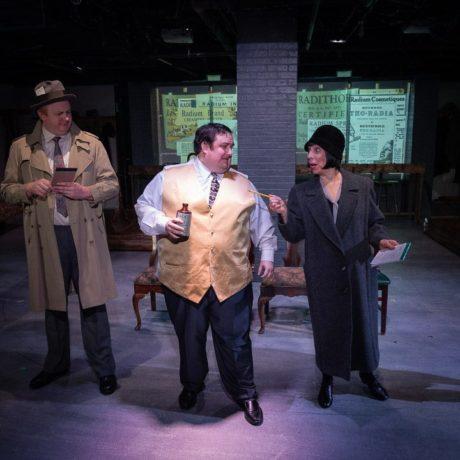 'Radium Girls' plays through March 10, 2019, at Maryland Ensemble Theatre. Photo by Joe Williams.