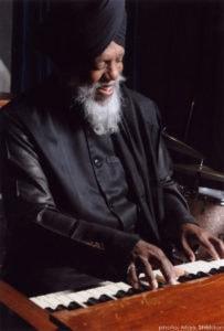 Dr. Lonnie Smith. Photo courtesy of Washington Performing Arts.