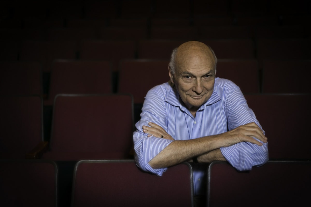 Shakespeare Theatre Company Artistic Director Michael Kahn. Photo courtesy of Shakespeare Theatre Company.
