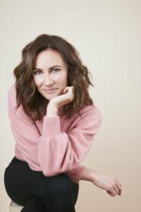 Laura Benanti. Photo by Jenny Anderson.