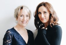 Linda and Laura Benanti will perform at The Barns at Wolf Trap on Saturday, March 9, 2019. Photo by Alexa Brown.
