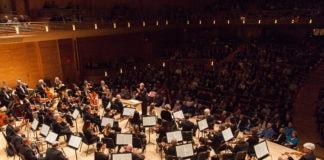 The Baltimore Symphony Orchestra performs at the Strathmore Music Center. Photo courtesy of the BSO.