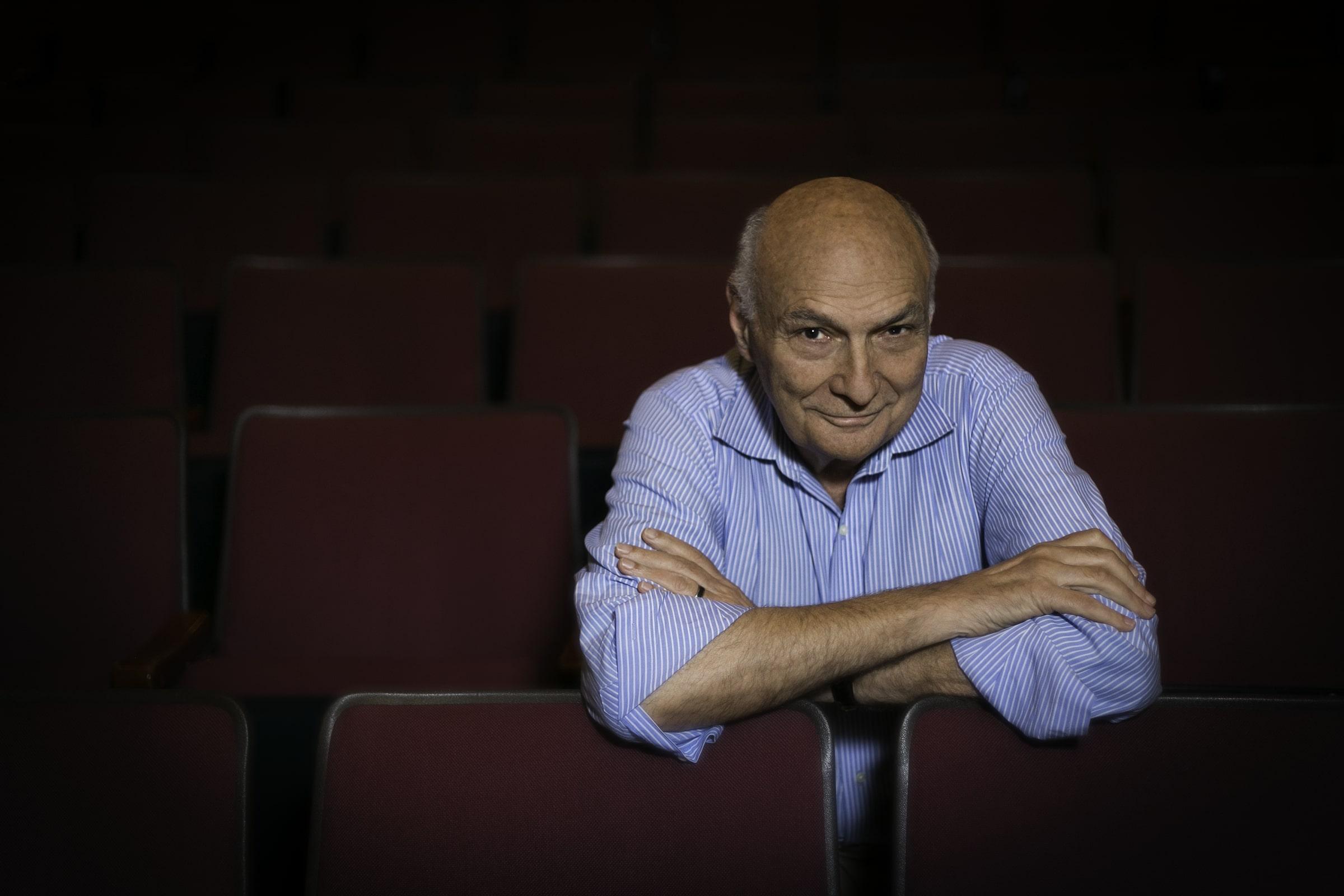 Michael Kahn. Photo courtesy of Shakespeare Theatre Company.