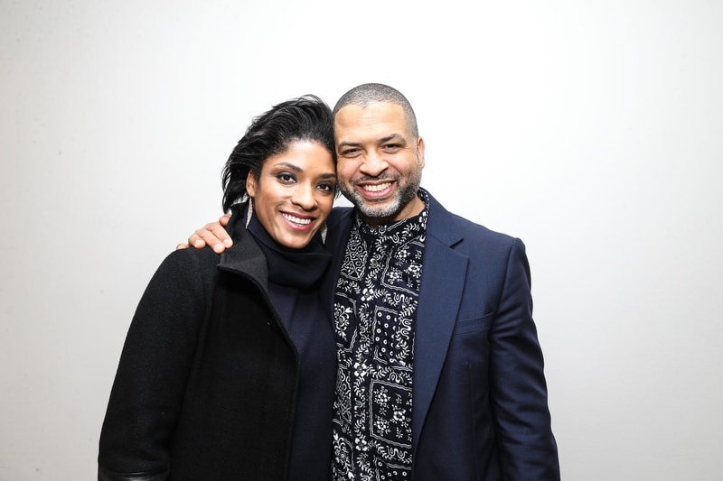 Alicia and Jason Moran. Photo by Jati Lindsay.
