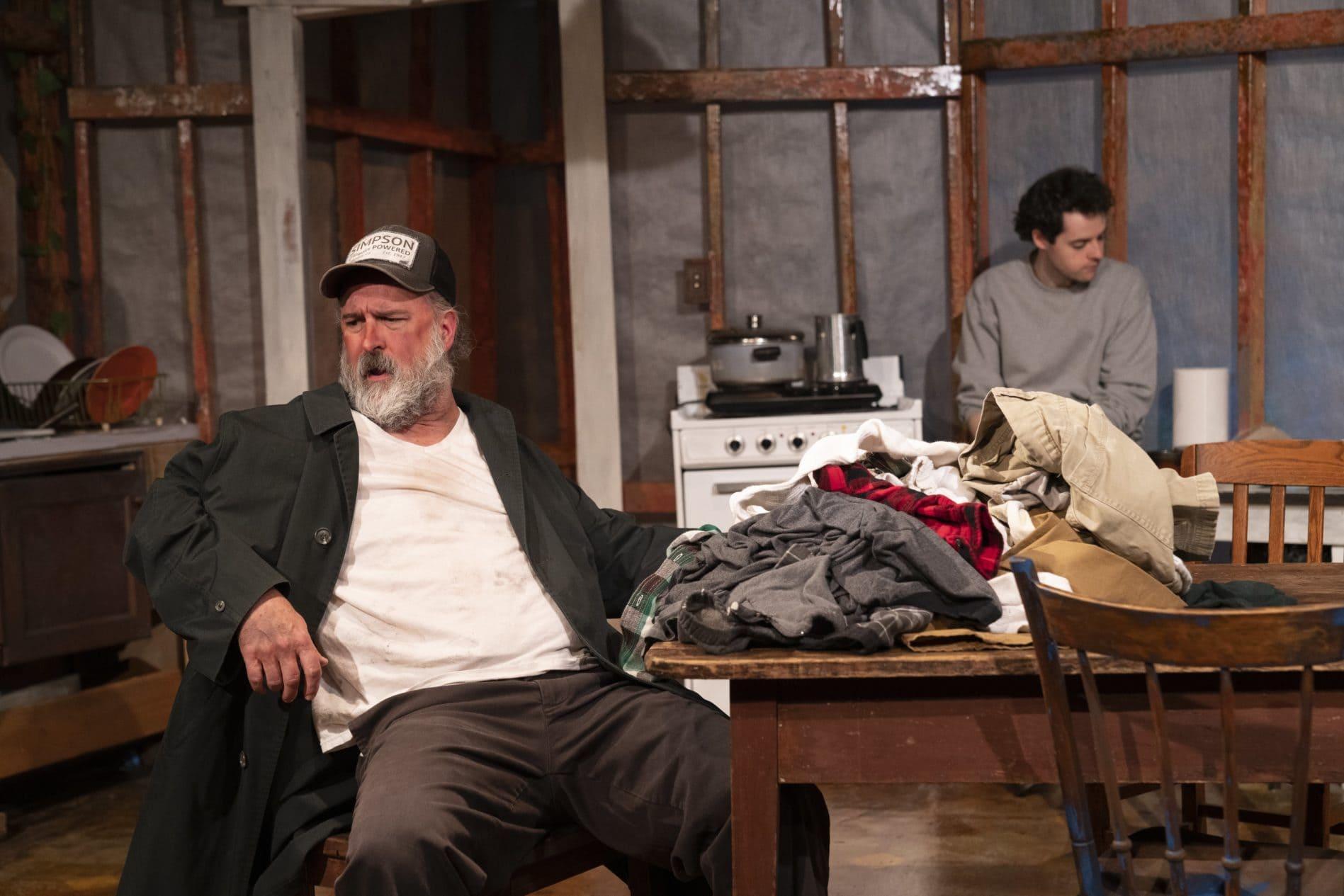 Tad Janes, Sean Byrne. Photo by Joe Williams.