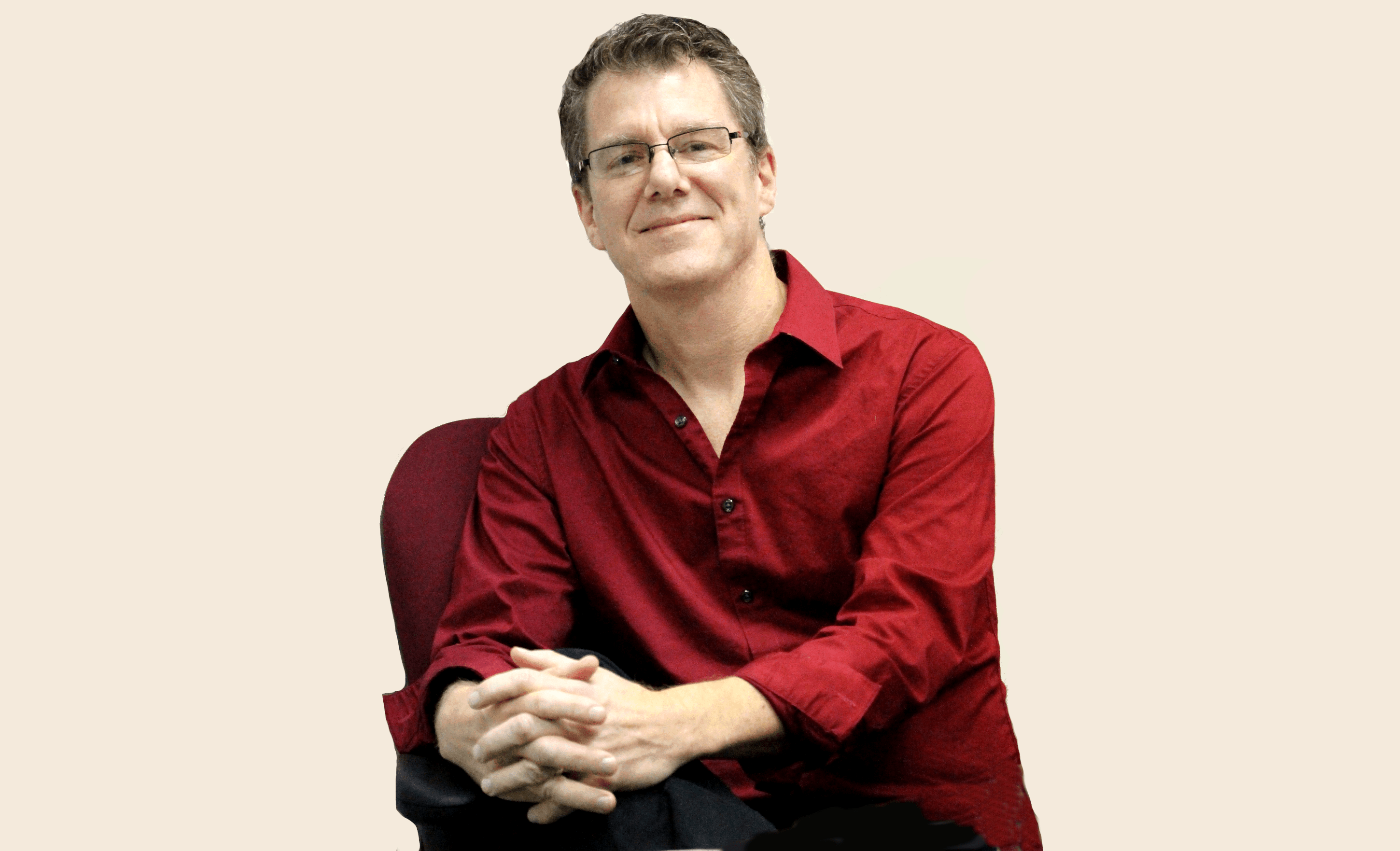 'Ghost-Writer' Playwright Michael Hollinger