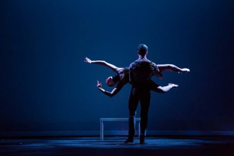 'NOC-tURNE' by NFT Dance & Company performed one night only on May 19 at the Atlas Performing Arts Center. Photo courtesy of Atlas Performing Arts Center.