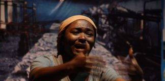 'The Chibok Girls: Our Story' will have its US Premiere at the Davis Performing Arts Center May 7-9. Photo Courtesy of CrossCurrents.