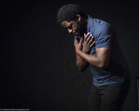 Chuk Obasi in 'The Actual Dance.' Photo by Emily Hewitt Photography.