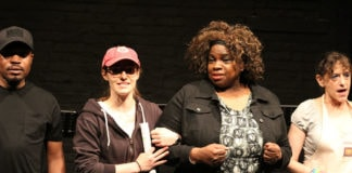 Rainbow Theatre Project presented 'Stonewall 50' May 31-June 2 at DC Arts Center. Photo by RCG Photography.