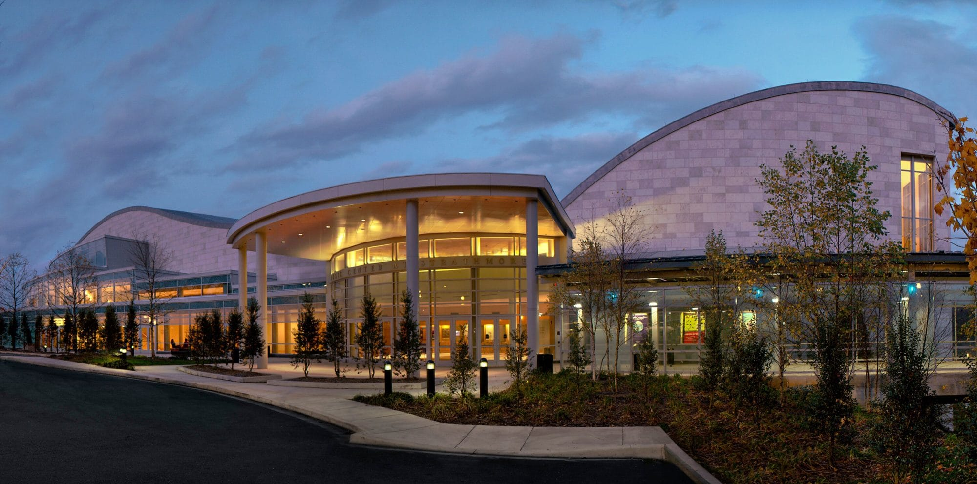 Strathmore Music Center. Photo by Jim Morris.